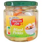 Смесь овощная Bouton d'Or Закусочная 390г