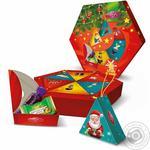 Набір новорічний №12 Іграшки на ялинку АВК 155г