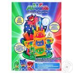 Ігровий набір PJ Masks Секретна База будиночок для олівців