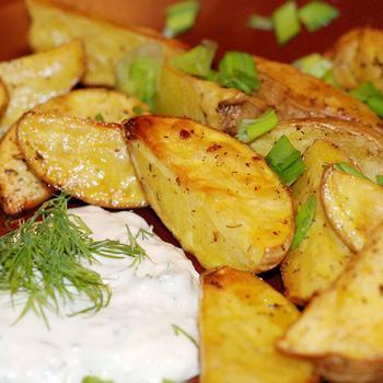 Картошка по селянски рецепт