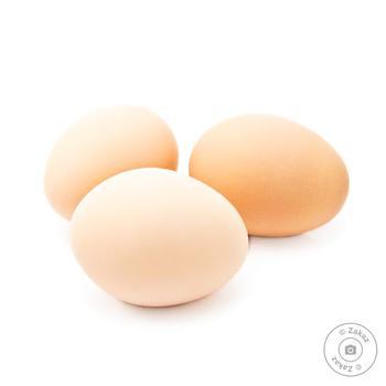Яйцо куриное С1 шт - купить, цены на Novus - фото 1