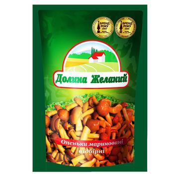 Dolina Zhelaniy Pickled Honey Mushrooms 200g - buy, prices for EKO Market - photo 1