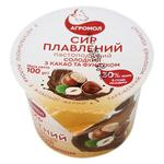 Agromol Cocoa And Hazelnut Processed Cheese 30% 100g
