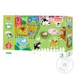 DoDo Puzzle-sorter Farm 18 elements