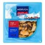 Norven Mussels With Spices in Oil 170g