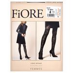 Колготки Fiore Love Affair 30 ден женские черные р.4