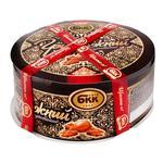 Торт БКК Грильяжный глазированный 450г