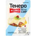 Komo Tenero Cheese Slice 50% 150g - buy, prices for MegaMarket - image 1