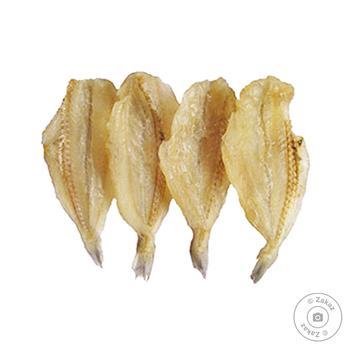 Корюшка філе солоно-сушена ваг