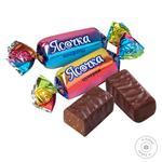 Цукерки Бісквіт-Шоколад Ясочка - купити, ціни на Восторг - фото 1