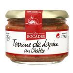 Терін де Лапен Les Bocades з м'ясом кролика та вином шаблі 175г