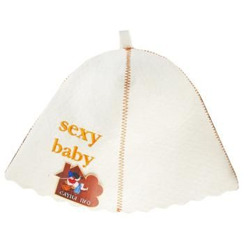 Classic Sauna Hat - buy, prices for Auchan - photo 1