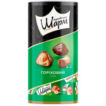 AVK Royal Charm Nuts Filling Chocolate-Wafle Candy 235g