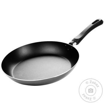 Сковорода Ашан Pouce с антипригарным покрытием 28см