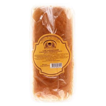 Хлеб Формула вкуса пшеничный первого сорта 600г