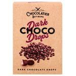 Chocolatier Dark Chocolate in Drops 80g