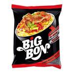 Локшина Big Bon Яловичина + соус томатний з базиліком 75г
