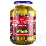 Томаты Чигирин маринованные зеленые 1.5кг