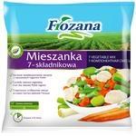 Овощная смесь Frozana 7-овощная 400г