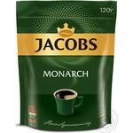 Кофе Jacobs Monarch растворимый сублимированный 120г
