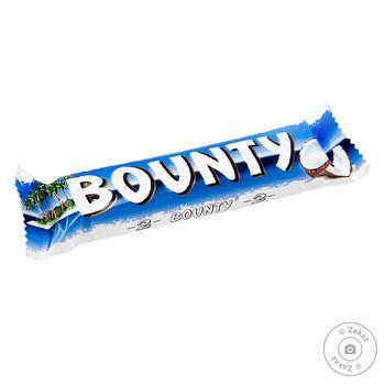 Bounty bar 57g - buy, prices for Furshet - image 1