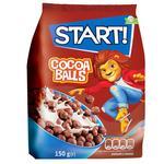 Start! Cocoa balls dry breakfast 500g