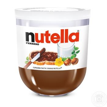 Nutella Hazelnut And Cocoa Spread 200g - buy, prices for Novus - image 1