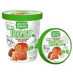 Морозиво Белая Бяроза какао-карамель-печиво 555г - купити, ціни на CітіМаркет - фото 1