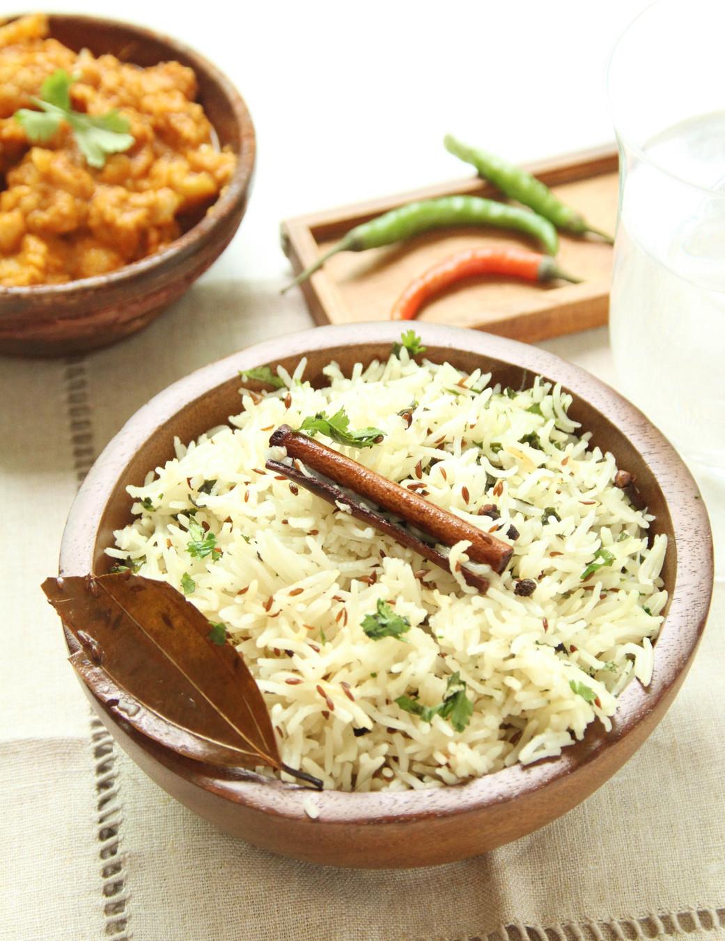 Рис з кумином
