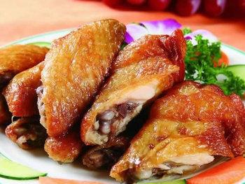 Ароматная курица по-китайски