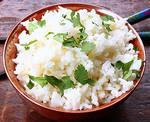 Рис с кокосом
