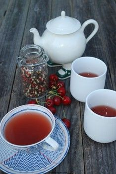 Английский вишнёвый чай