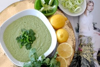 Хумус з кабачка
