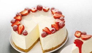 Творожно-ванильный кекс