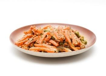 Карамелизированная жареная морковь с тмином