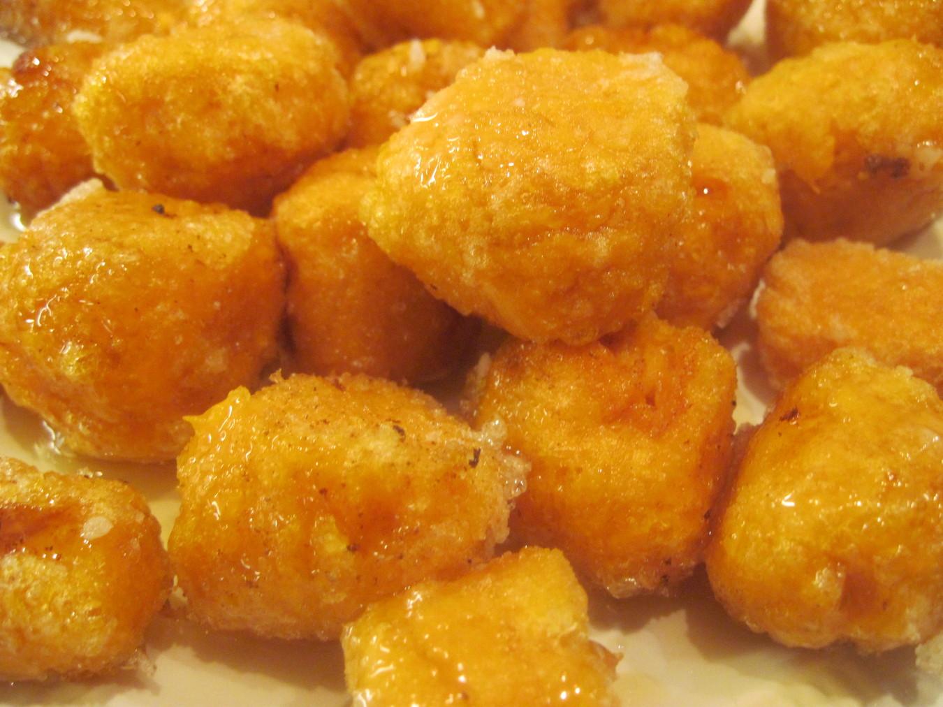 Китайські картопляні кульки