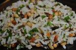 Рис с кедровыми орешками