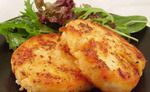 Котлеты из вареной рыбы с картофелем