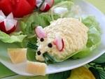 """Сырная закуска """"Мышки"""""""
