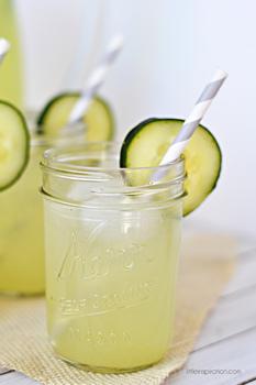 """Огірковий лимонад """"Свіжий бриз"""""""