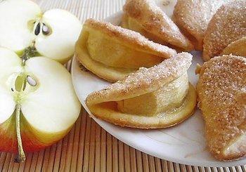 Печиво з яблуком