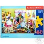 Іграшка-Пазл Castorland 60 казки в асортименті