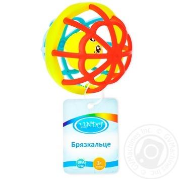 Брязкальце-іграшка Lindo в асортименті