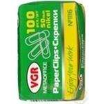 Paper clips Vgr 100pcs
