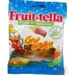 Цукерки жувальні Fruit-tella Супернапої 70г
