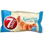 Круассан 7 days с кремом вареное сгущенное молоко 65г