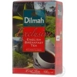 Tea Dilmah black 100g Sri-lanka