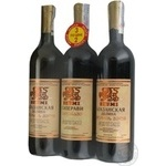 Wine Shumi red semisweet 12% 2250ml Georgia