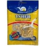 Snack Albatros tuna salted dried 60g Ukraine