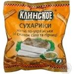 Snack Klinskie mustard 40g Russia